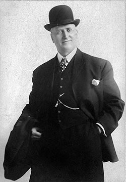 JJ Brown in 1908